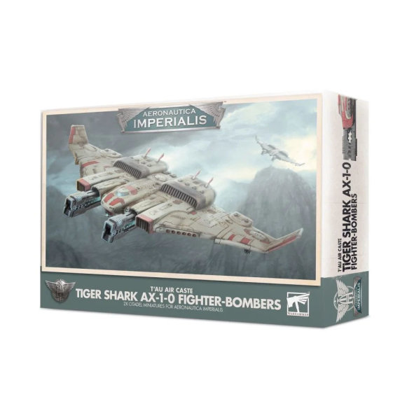 Aeronautica Imperialis: Tau Tiger Shark Ax-1.0 Fighter-Bomber