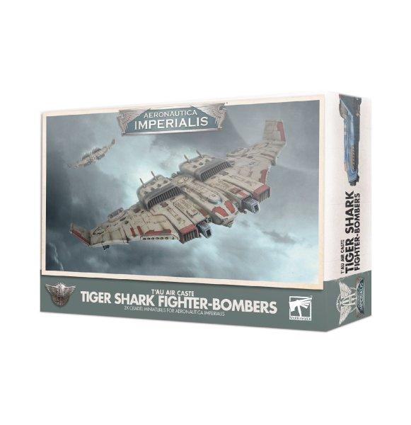 Aeronautica Imperialis: Tau Tiger Shark Fighter-Bomber