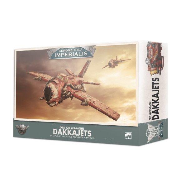 Aeronautica Imperialis: Ork Air Waaagh Dakkajets