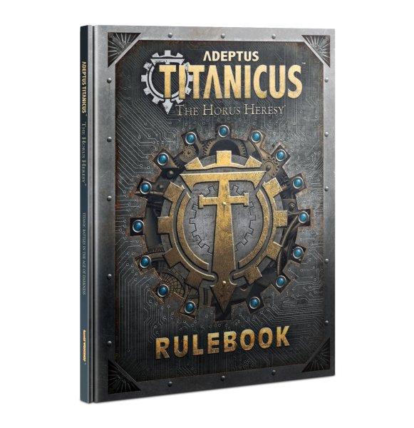 Adeptus Titanicus Rulebook (Englisch)