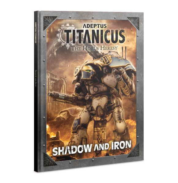 Adeptus Titanicus: Shadow and Iron (Englisch)