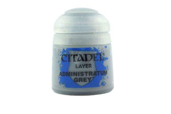 Layer Administratum Grey (12ml)