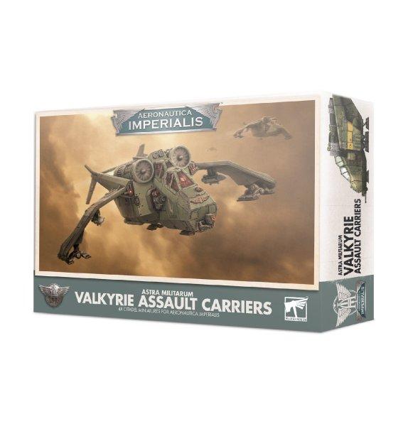 Aeronautica Imperialis: Valkyrie Assault Carriers