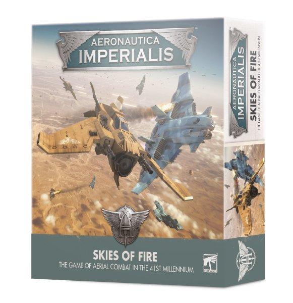Aeronautica Imperialis: Skies of Fire (Englisch)