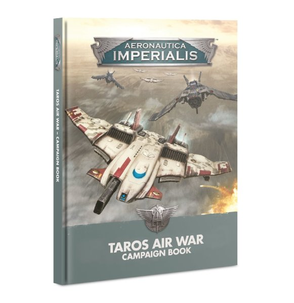 Aeronautica Imperialis: Taros Air War (Englisch)