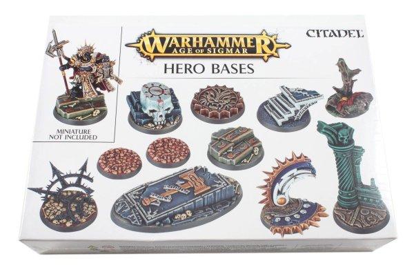 Helden-Bases: Warhammer Age of Sigmar