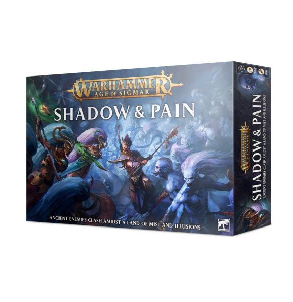 Age of Sigmar: Shadow and Pain (Englisch)