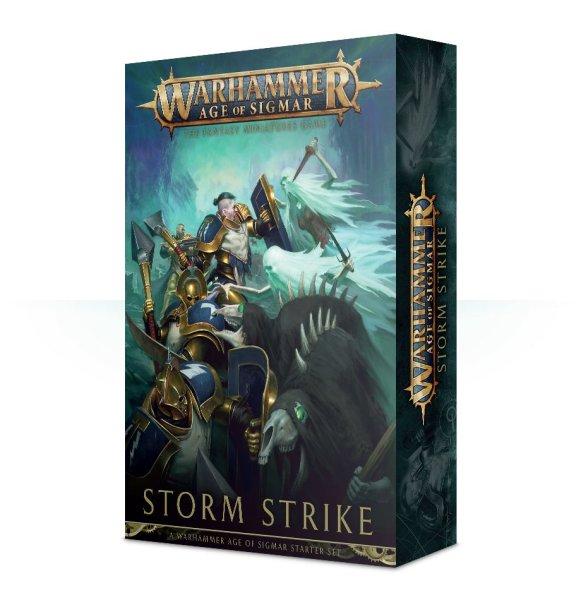 Storm Strike (Englisch)