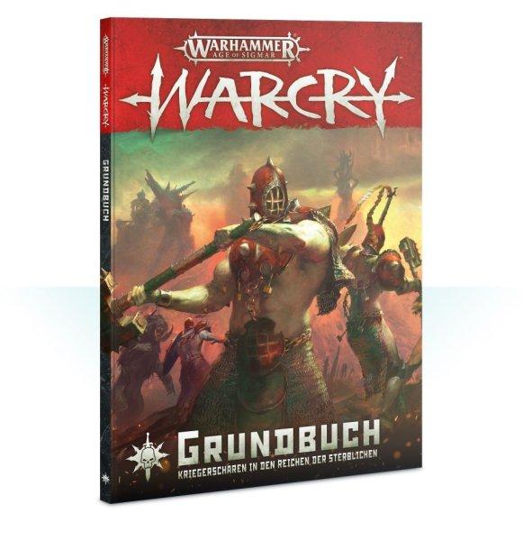Warcry Grundregelbuch (Deutsch)