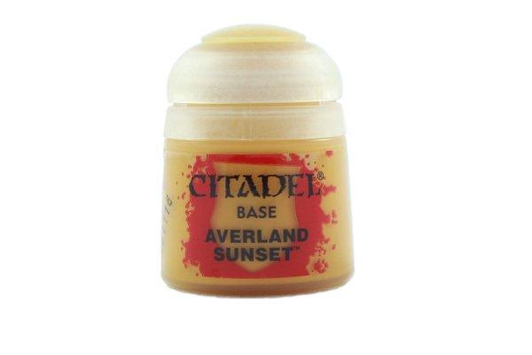 Base Averland Sunset (12ml)