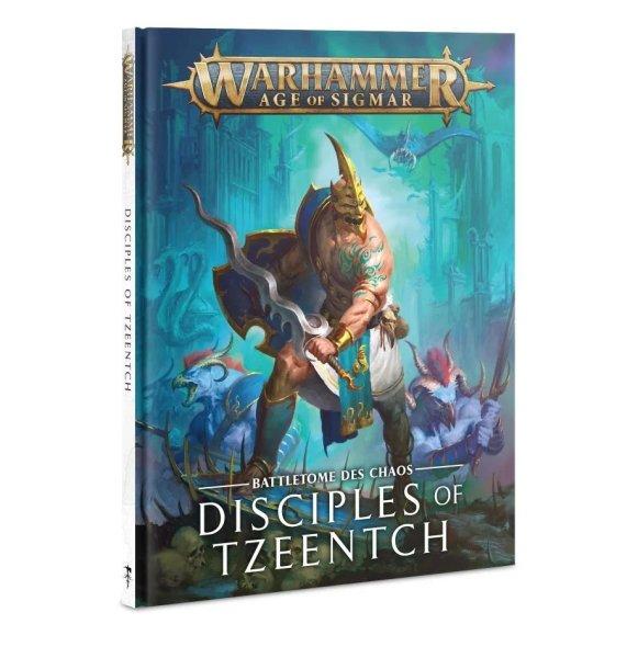 Battletome: Disciples of Tzeentch (Deutsch)