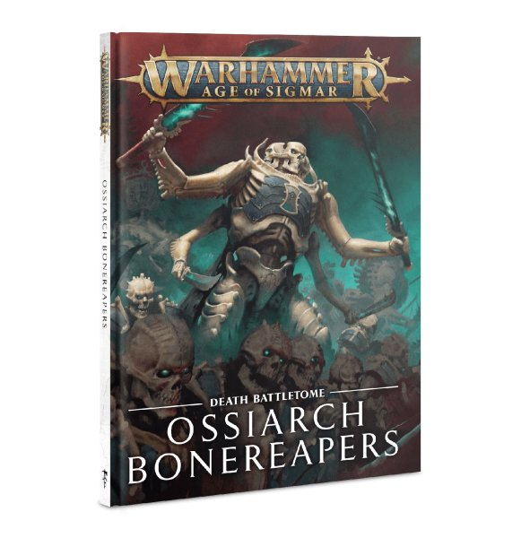 Battletome: Ossiarch Bonereapers (Englisch)