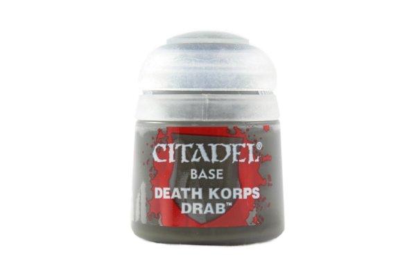 Base Death Korps Drab (12ml)