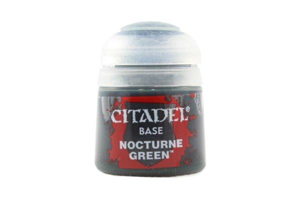 Base Nocturne Green (12ml)