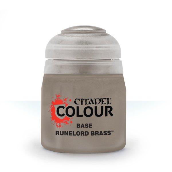 Base Runelord Brass (12ml)