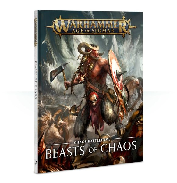 Battletome: Beasts of Chaos (Englisch)