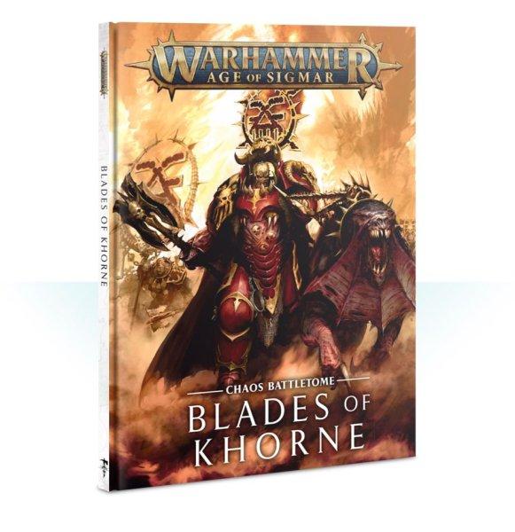 Battletome: Blades of Khorne (Englisch)