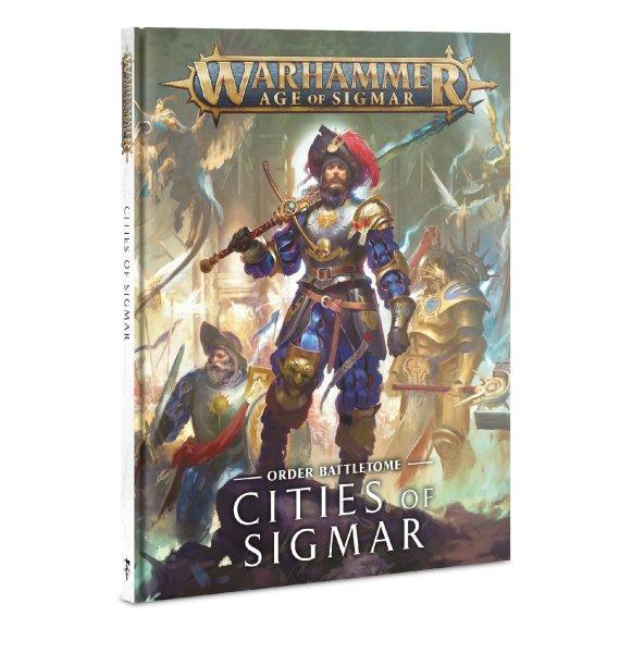 Battletome: Cities of Sigmar (Englisch)