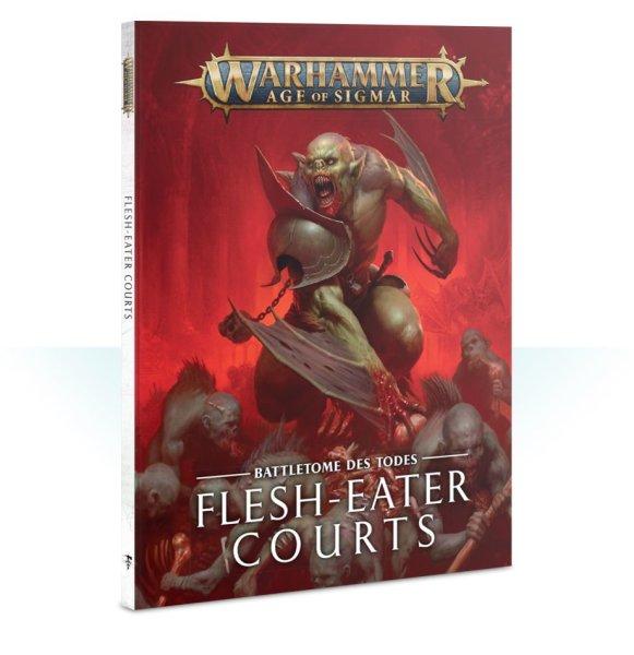 Battletome: Flesh-Eater Courts (Deutsch)