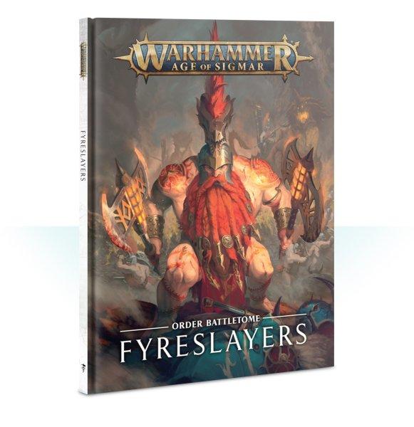 Battletome: Fyreslayers (Deutsch)