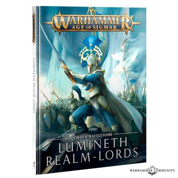 Battletome: Lumineth Realm-Lords (Deutsch)