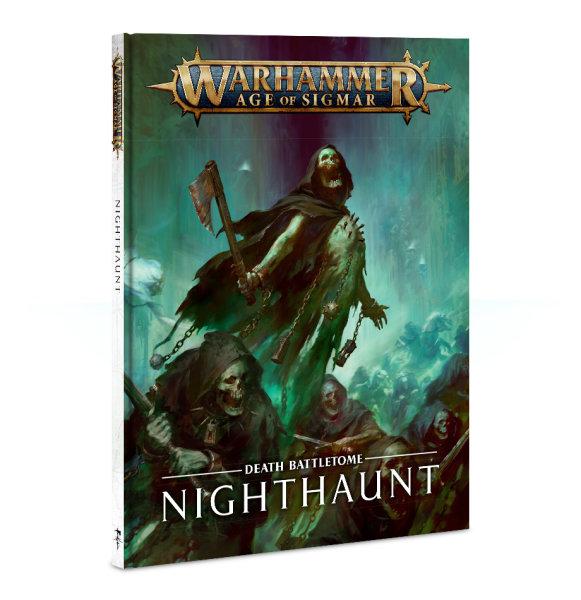 Battletome: Nighthaunt (Deutsch)