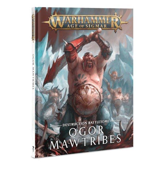 Battletome: Ogor Mawtribes (Deutsch)