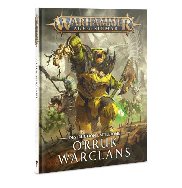 Battletome: Orruk Warclans (Deutsch)