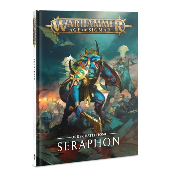 Battletome: Seraphon (Englisch)