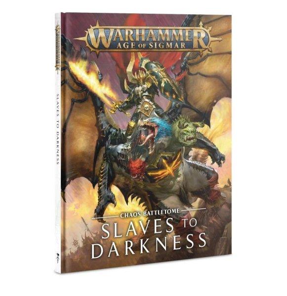 Battletome: Slaves to Darkness (Englisch)