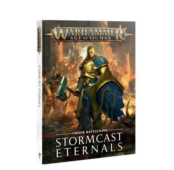 Battletome: Stormcast Eternals (Deutsch)