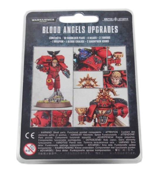 Upgradeset: Blood Angels