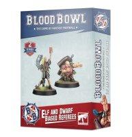 Blood Bowl Elf And Dwarf Biased Referees