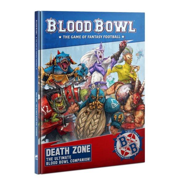 Blood Bowl: Death Zone (Englisch)