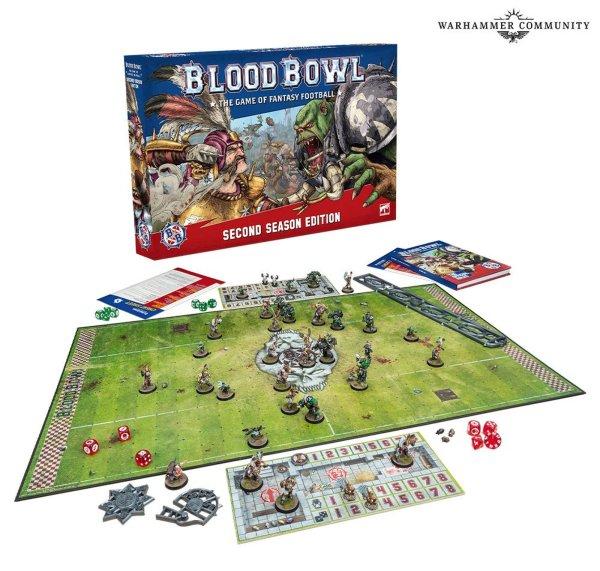Blood Bowl: Second Season Edition (Deutsch)