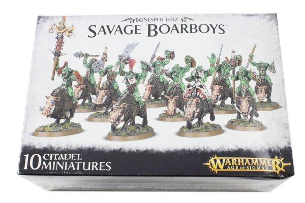 Savage Boarboys - Mail-Order