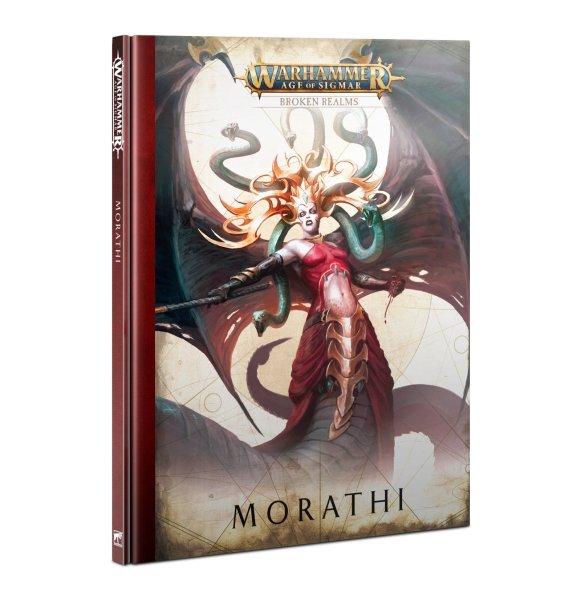 Broken Realms: Morathi (Englisch)