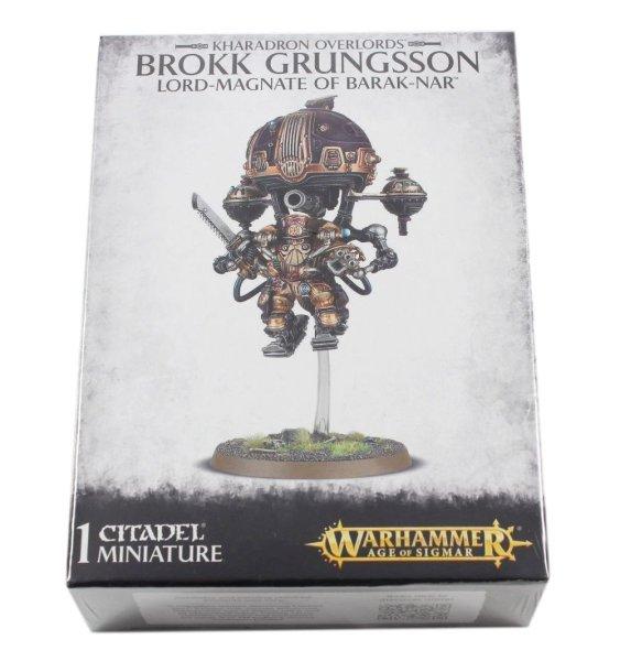 Brokk Grungsson, Lord-Magnate of Barak-Nar