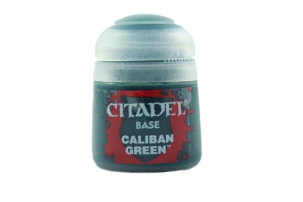 Base Caliban Green (12ml)