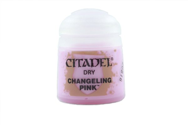 Dry Changeling Pink (12ml)