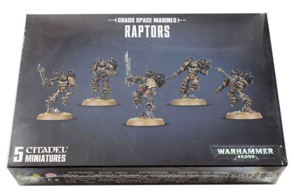 Raptors/Warp Talons