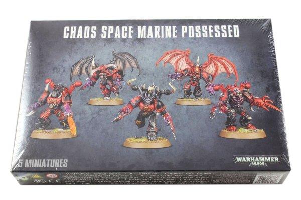 Besessene Chaos Space Marines