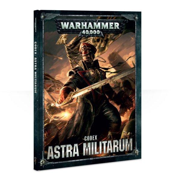 Codex: Astra Militarum (Englisch)