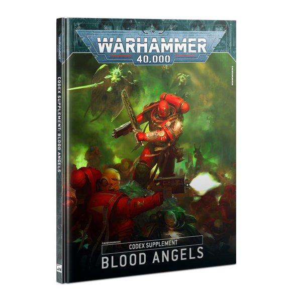 Codex Ergänzung: Blood Angels 9th Ed. (Deutsch)
