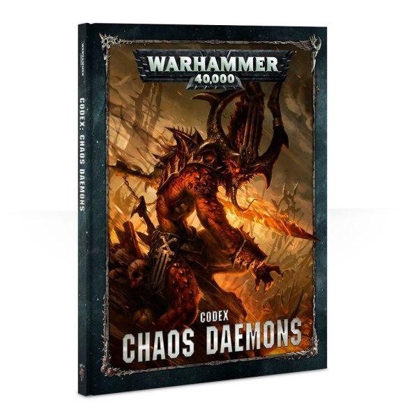 Codex: Chaos Daemons (Englisch)