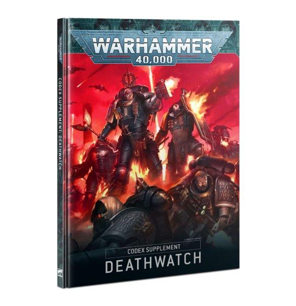 Codex Supplement: Deathwatch 9th Ed. (Englisch)