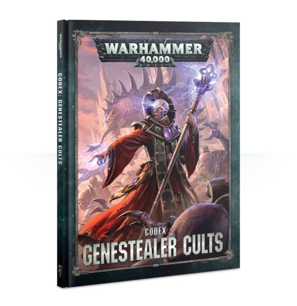 Codex: Genestealer Cults (Englisch)