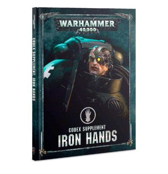 Codex Ergänzung: Iron Hands (Deutsch)