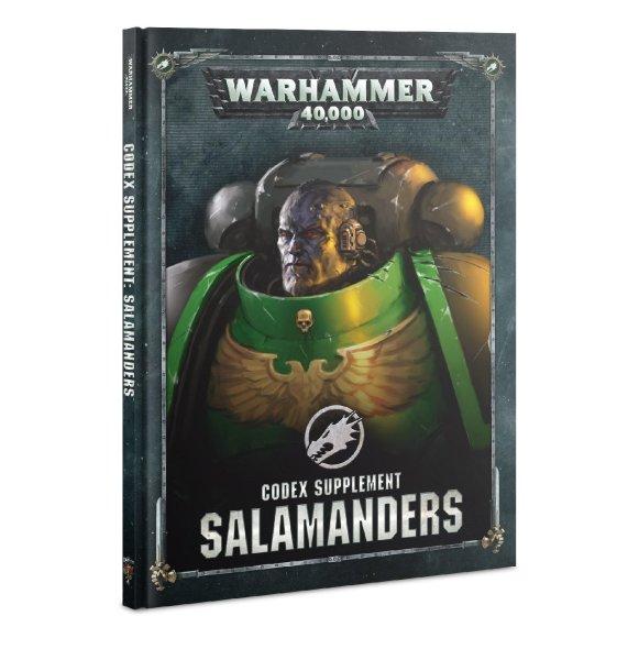 Codex Supplement: Salamanders (Englisch)