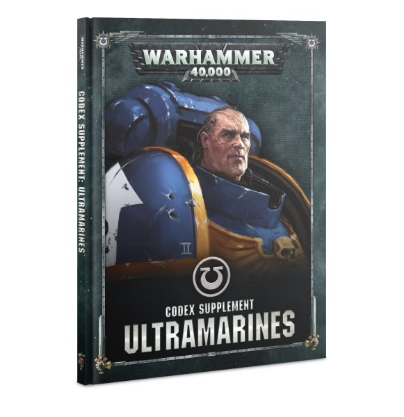 Codex Ergänzung: Ultramarines (Deutsch)